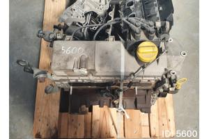 Motor complet fara anexe Renault K7J (710), Dacia Logan 1, Euro 4, 55 KW, 1.4 MPI