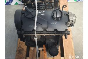 Motor complet fara anexe Volkswagen AVB, Audi A4 B6, Euro 3, 74 KW, 1.9 TDI