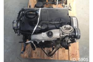Motor complet fara anexe Volkswagen ASZ, Skoda Octavia 1 U, Euro 3, 96 KW, 1.9 TDI
