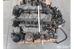 Motor complet fara anexe Honda N22A1, Accord - CL7, Euro 4, 103 KW, 2.2 CDTI