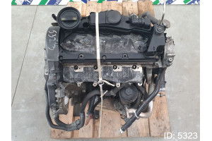 Motor complet fara anexe Volkswagen CBAB, Passat B6, Euro 5, 103 KW, 2.0 TDI