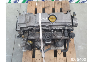 Motor complet fara anexe Opel Y20DTH, Vectra B, Euro 4, 74 KW, 2.0 D