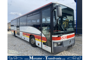 Mercedes Integro O 550 * Retarder *