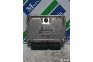 Calculator Motor Bosch 0 281 010 631, Volkswagen T4 - DUBA, Euro 3, 75 KW,  2.5 TDI, 2003
