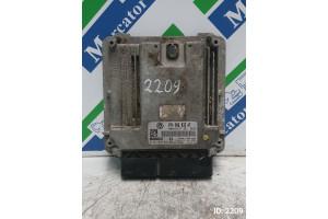 Calculator Motor Bosch 0 281 013 699, Volkswagen Crafter 35, Euro 4, 80 KW, 2.5 TDI, 2006