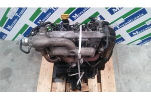 Motor Opel F9Q-760, Euro 4, 75 KW, 1.9 TDI