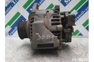 Alternator Bosch 0 124 555 002 / 013 154 4002, Mercedes-Benz818 Atego, Euro 3, 130 KW, 4249 cm3, 2003