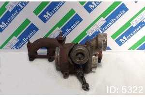Turbosuflanta KKK BV39A0022, Euro 4, 77 KW, 1.9 TDI