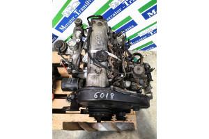 Motor complet fara anexe Mitsubishi 4D56, Euro 3, 66 KW, 2.5 TD