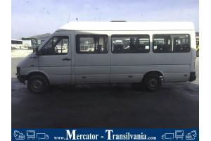 VW LT35  | 2.5 TDI 81 KW / 109 CP | 2001 Euro 3 | 16 Locuri