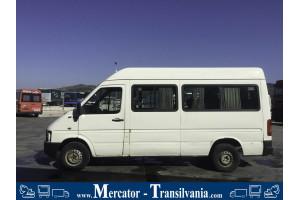 VW LT35  | 2.5 TDI 81 KW / 109 CP | 2001 Euro 3 | 12 Locuri