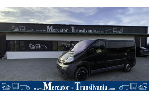 Opel Vivaro  | 1.9 Euro 4 | 9 Locuri | Clima
