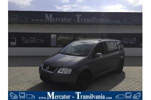 VW Touran  | 1.9 TDI 105 CP | 2006 Euro 4