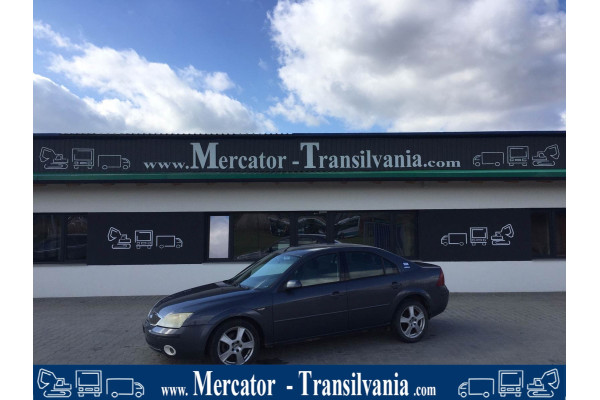 Ford Mondeo  | 2.0 TDCI 130 CP | 2001 Euro 3