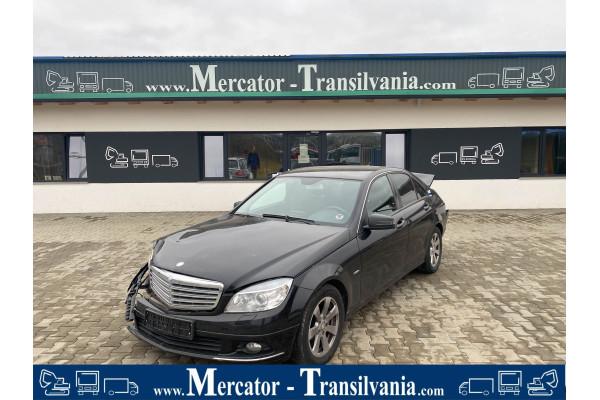 Mercedes C – Klasse W 204  | 2.2 CDI 136 CP  Euro 5 | Navigatie | Xenon |