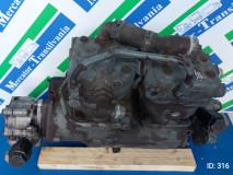 Compresor Aer Knorr Bremse ZB 4275, 11/99/03, 1/88057, Euro 2, 257 KW, 11967 cm3