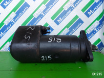 Electromotor Delco Remy 19024051, 6,6 KW, 24V, Mercedes, 250 KW, 10964 cm3