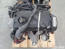Motor complet fara anexe Volkswagen AVF, Audi A4 B6, Euro 3, 96 KW, 1.9 TDI