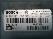 Calculator Motor Bosch 0 281 001 537, Iveco Daily 35 C 11, Euro 3, 78 KW, 2.8 D, 2001