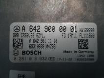 Calculator Motor Bosch 0 281 018 932, Mercedes Benz Sprinter W 906, Euro 6, 140 KW, 3.0 CDI, 2018
