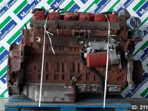 Motor MAN D2866L0H20, Euro 2, 309 KW, 11967 cm3