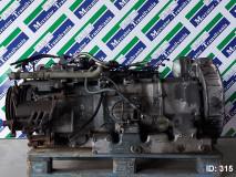 Motor MAN D2866LUH26, Euro 2, 228 KW 11967 cm3