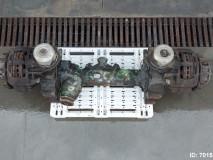 Punte Spate ZF AV-132/80GR  Stücklisten-Nr.4472 036 114 / 6.20