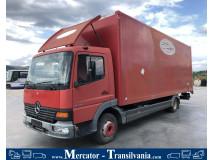 Mercedes  818 ATEGO * Cutie manuala 7.20m Duba *