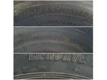 Cordiant Professional DR-1, 315/80 R22.5, 156/150 L