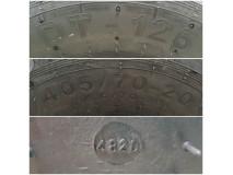 Voltyre Heavy DT-126, 14 PR, (16.0/70 – 20) 405/70 - 20