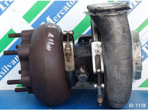 Turbosuflanta Schwitzer S400S, 51.09100-7491, Serial NO.: 15D15-0277