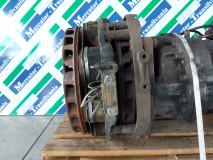 Retarder Telma  / ZF 8 S 180 , Euro 2, 250 KW, 9834 cm3