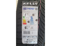225/45 R17, Kelly, Winter HP (Goodyear)  XL
