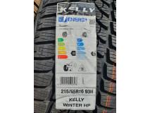 215/55 R16, Kelly, Winter HP (Goodyear)