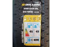 Sailwin, Vantour 09, 8 Pliuri, 215/70 R15 C