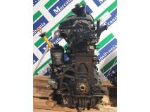 Motor complet fara anexe Volkswagen AVQ, Touran 1 T, Euro 4, 74 KW, 1.9 TDI