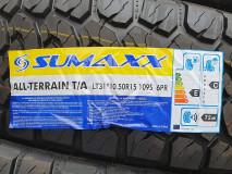 31x10,50 R15 All Road, Sumaxx T/A, 6 Pliuri
