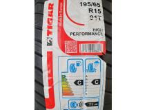 Tigar High Performance, 195/65 R15, 91 T