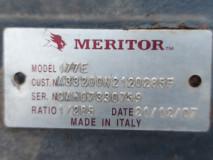 Punte Spate Meritor Model 177E, A33200N2120285F, Iveco Stralis, 2008