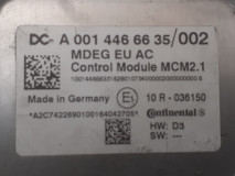 Calculator Motor Mercedes Benz OM936LA.6-3-01  -  A 001 446 66 35, Euro 6, 220 KW, 7700 cm3