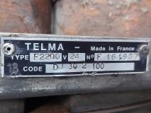 Retarder Telma F2200 V 24, F 161957, DJ 30 2 100 / GO4/160 6/7,18