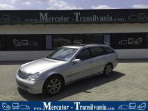 Mercedes C220 CDI W203 Facelift | 2.2 CDI | 2004
