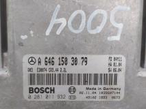 Calculator Motor Bosch A 646 150 30 79, Euro 4, 110 KW, 2.2 CDI