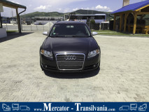 Audi A4 B7 2.0 TDI Avant   | Motor BPW 104KW/140CP  | 2007