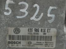 Calculator Motor Bosch 03G 906 016 ET, Euro 4, 104 KW, 2.0 TDI