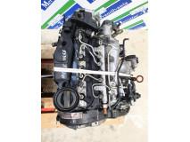 Motor complet fara anexe Volkswagen CBDB, Euro 5, 103 KW, 2.0 TDI