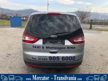 Ford Galaxy Ghia | 2.0 TDCI Euro 4 | 7 Locuri |