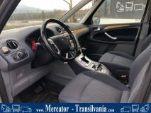 Ford Galaxy Ghia   2.0 TDCI Euro 4   7 Locuri  