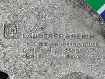 Racitor Cutie viteza Langerer & Reich 124 69 09 / ZF 5 HP-590
