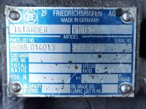 Intarder ZF Intarder IT 180, 6085 014013, 095 613 / ZF 8 S-180